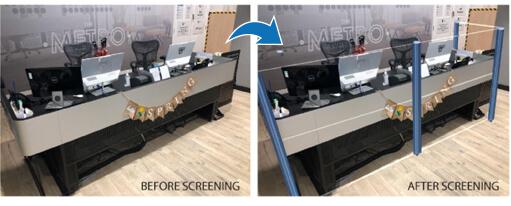 e2 Desking System