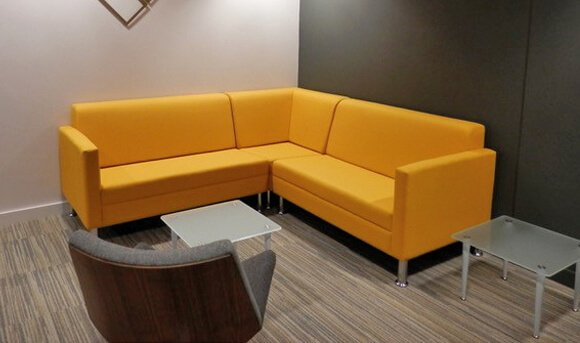 Reception and Soft Seating